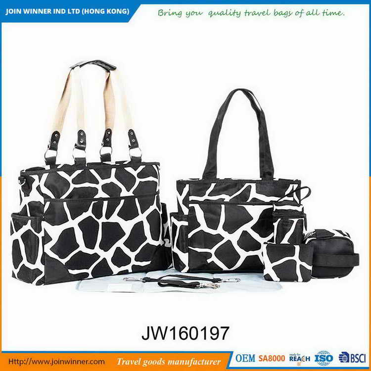 Best Price Of Machine Grade Sporty Diaper Bag For Custom