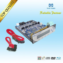11 Targets SATA BD/DVD/CD Duplicator Controller Card (Advanced)
