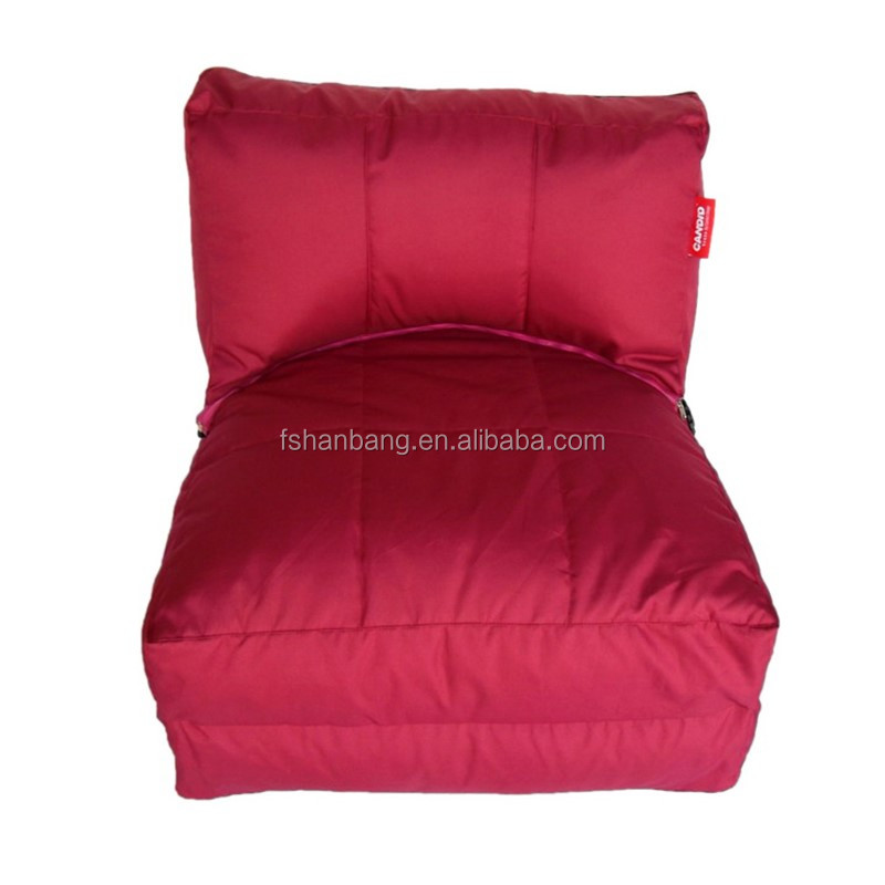 fortable Multi Colour Tri Fold Bean Bag Flip Chair Convertible Sleeper Dor