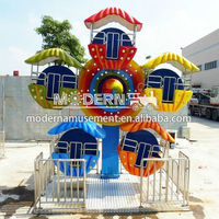 Kids mini ferris wheel rides carnival rides for sale used