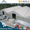 any size beautiful permanent large motorcycle used car warehouse storage tent with waterproof
