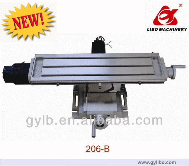 206 B Precisi N Cnc Mesa De Carro Transversal Con Motor