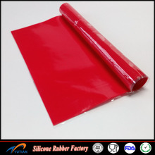 60 Shore A hardness customized color silicone rubber sheet