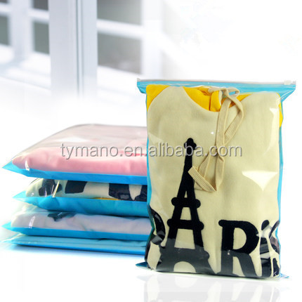 High End Handmade Custom Color Newest Products Apparel Cloth Bag