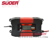 Suoer 25V 6A Intelligent Lithium Battery Charger LiPo LiFe NiMH Battery Charger