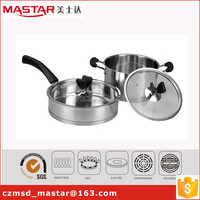 jumbo cookware stainless steel oil pot