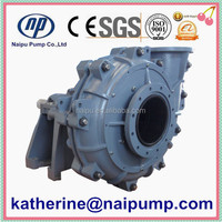 recessed plate filter press pump