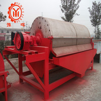 China wet magnetic separator/For ore beneficiation