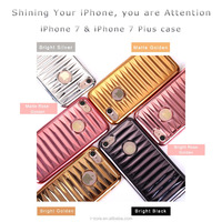 2016 newest free sample shockproof tpu electroplated phone case cover for iphone 7 case