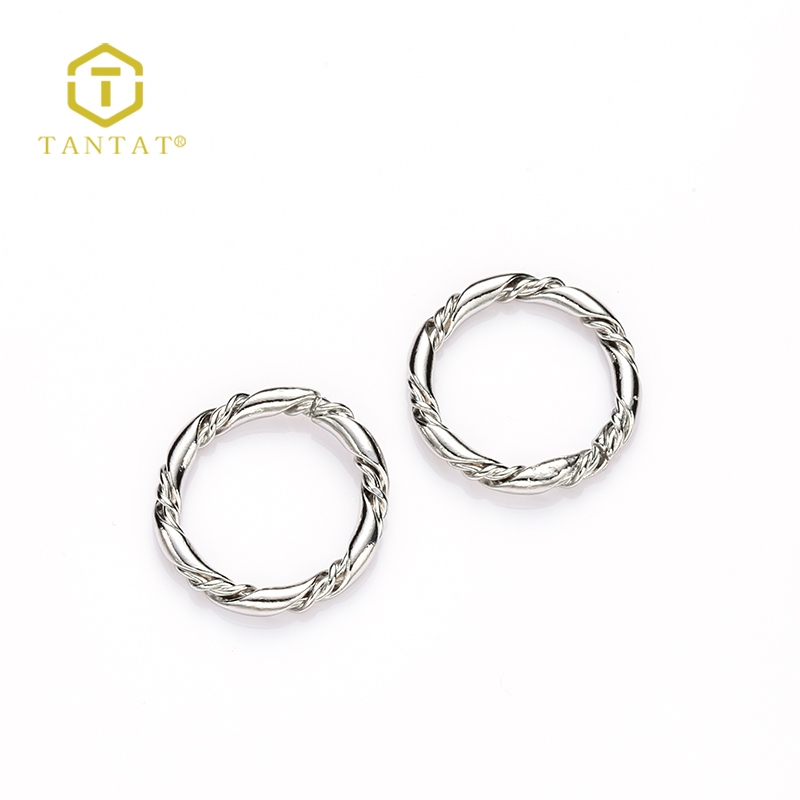 DIY Wholesale Findings Stainless Steel Jump Rings For Making Jewelry