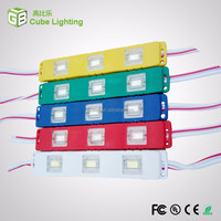 good price dc12V 5730 Injection molding Led Module 12v