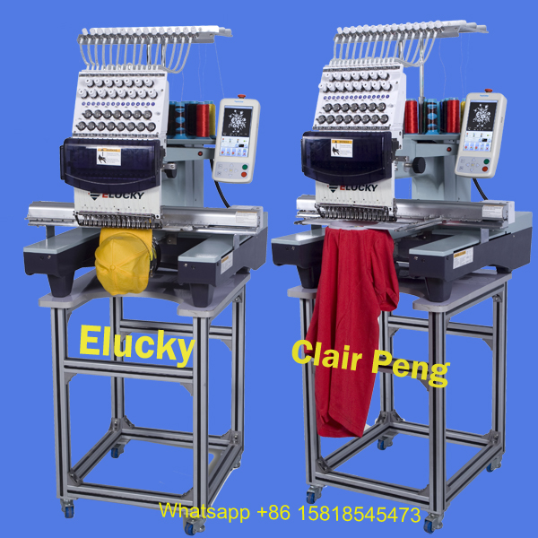 New 15 Color Similar toyota embroidery machine price