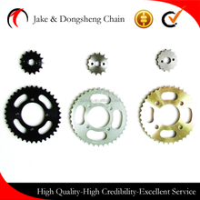 ZHEJIANG CHINA golden chain go kart chain motorcycle gear 428/108L-35T/15T motor chain and sprocket per set