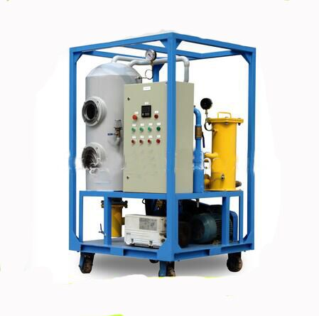 on-Site Fully Automatic High Vacuum Transformer Oil Purifier