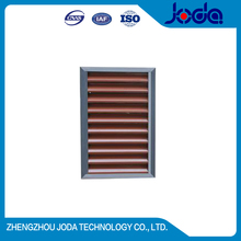 2016 New Design Constructional Curtain Wall Materials Aluminum Louvers