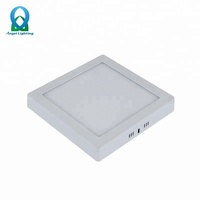New Design LM-80 6w 9w 12w 15w 18w 24w round/square led panel lights ceiling light for meeting room