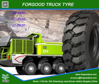 FG708 FORGOOD Brand radial truck tyre for mountain and mine,10.00r20 11.00r20 12.00r20