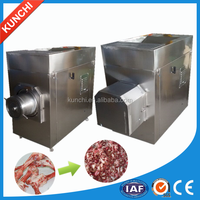 Trade assurance! New generation strong power poultry/fish/animal bone shredder for making pet food