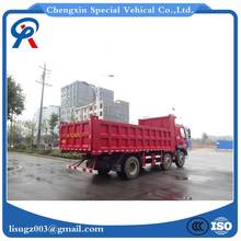 china brand new heavy duty 6x2 coal transport dumper truck with dongfeng chasis for sale