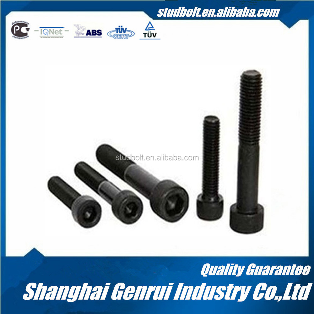 High Quality Ti6al4v Gr.5 Titanium Allen Conical Head Bolt With Captive Washer