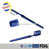 Hotel disposable mini toothbrush with paste hot high quality disposable hotel home toothbrush