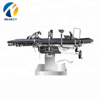 AC-OT013 hydraulic power price for Multi-purpose surgical portable Operating Table