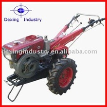 hot selling in africa mini garden tractor power tiller for sale with low price