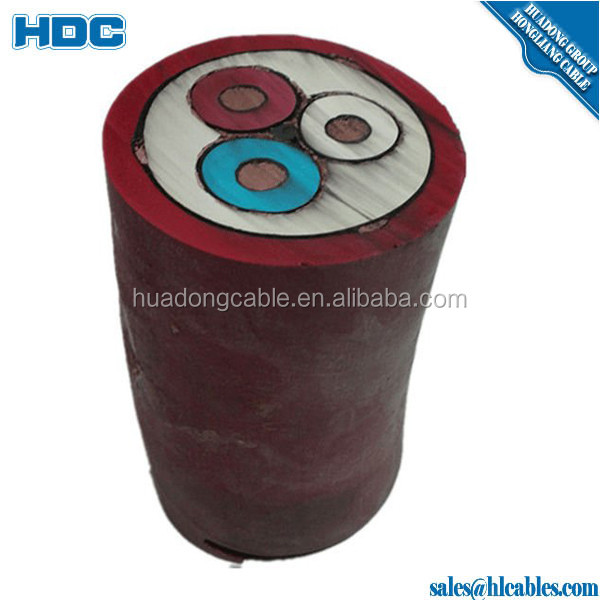 450/750V rubber insulated cable silicone cable h03rn-f Class 5 copper cable 16MM2 25MM2 35MM2