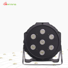 DMX Control LED Par Lights,by and for DJ disco Wedding Club Show Stage Lighting color packing