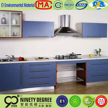 made in china fashionable honey oak kitchen cabinets
