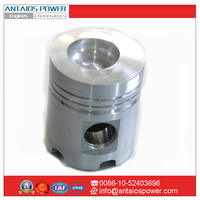 made in china DEUTZ diesel engine parts and function piston with 4 rings
