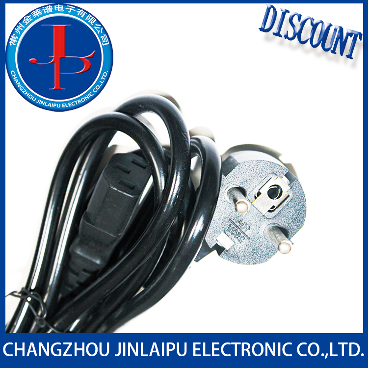 Jinlaipu black power cord ul listed OEM