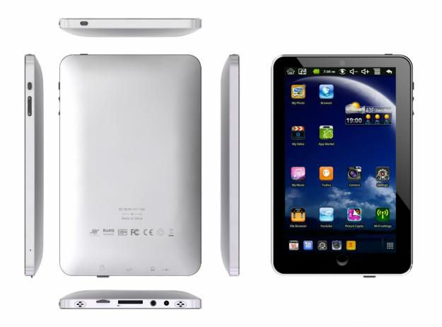 "Tablet Pc 9 - 9.7"" 1 - 1.5 Ghz, 512 Ram, 8 Gb included, Android 4 (ICW)"