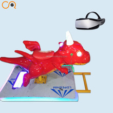 Indoor game equipment Kids VR Dragon Chase Children VR Game Machine virtual reality Simulator