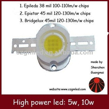 10w RGB led, TOP 100 LED manufacturer in China
