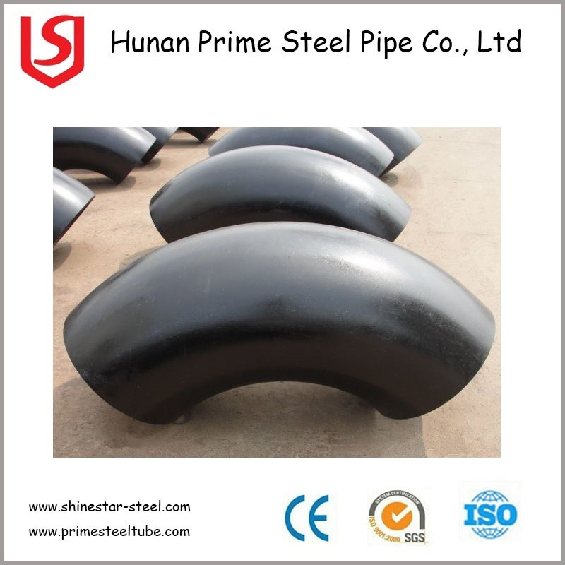 butt weld 22.5 degree elbow astm a182 f91 carbon steel elbow pipe fitting