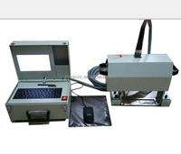 Protable dot peen chassis number marking machine price with CE