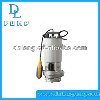 Aluminum Submersible Electric Pomp, Small Water Pump