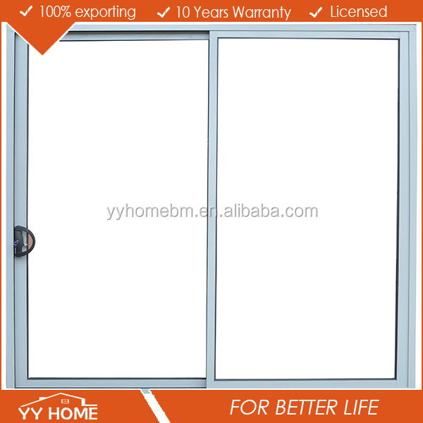YY Home superb quality aluminum used sliding glass doors sale with good water proof