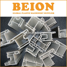 BEION pvc cable wire trunking line/profile making machine with high speed