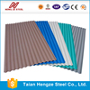 prepainted galvanized steel coil / corrugated roofing sheet