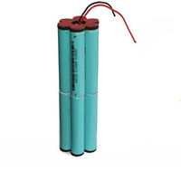 3S4P 11.1V 8000mAh 18650 Lithium ion Battery Pack for Mining Lamp