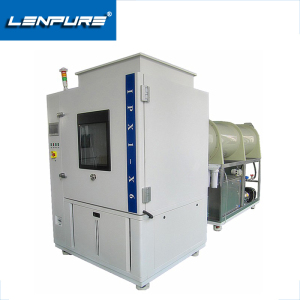 LENPURE IEC60529 Environmental Simulate IPX1 IPX2 Dripping IPX3 and IPX4 Rain Spray IPX5 IPX6 Flush Tester IP Waterproof Machine