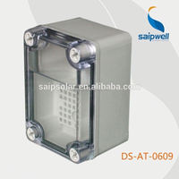 Saip/Saipwell wall mounting DS-AT-0609 65*95*55mm ip66 electronic device enclosure