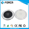 High Quality Wireless Induction Charger With Transparent Light