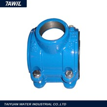 Iso2531 ductile iron hydraulic quick coupling pipe connection