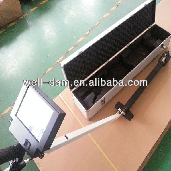 Under Vehicle Inspection System Search Camera