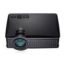 1500 Lumens led wifi multi screen mini projector SD60 with wireless connect smart phone