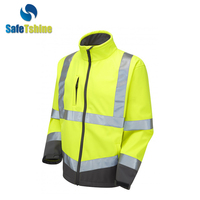 High Visibility MOQ 200 Fleece Sweat