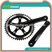 stainless steel bicycle chainwheel and crank ,H0T042 bmx bicycle crank , cheap chainwheel crank
